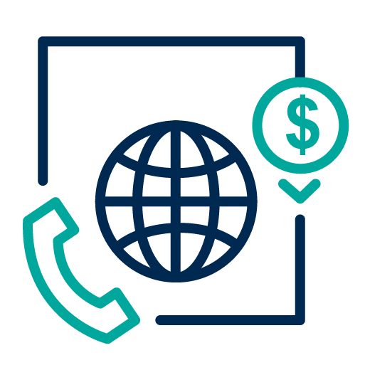 Infinite connect_International calling charges