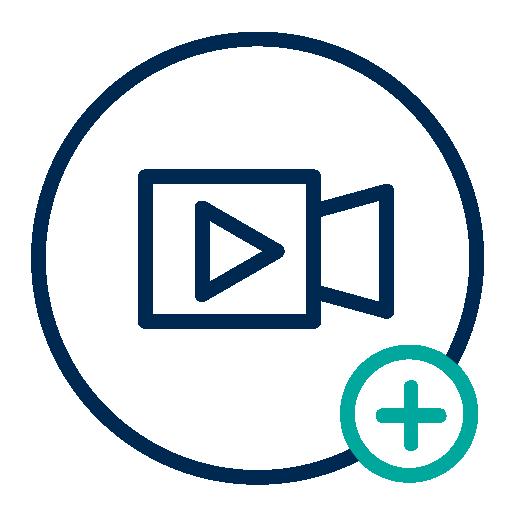 Infinite connect_add video