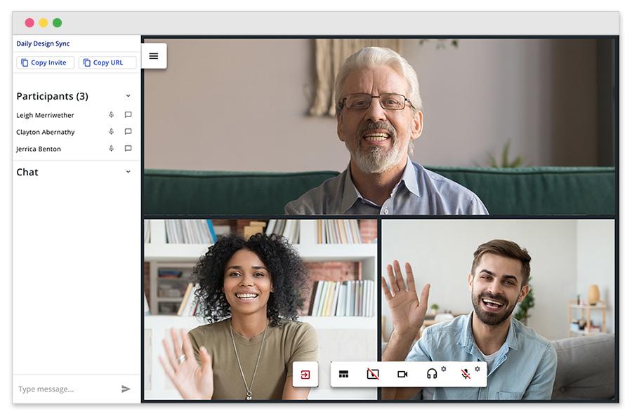 HD VIDEO MEETINGS