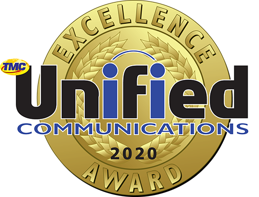 2020 Unified Communications Excellence Award - Infinite Connect